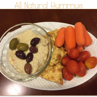 All Natural Hummus