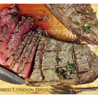 Herbed London Broil