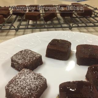Yummy Brownie Bites