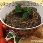 Spicy Black Bean Dip
