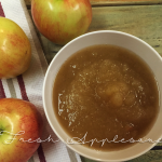 Fresh Applesauce – Instant Pot