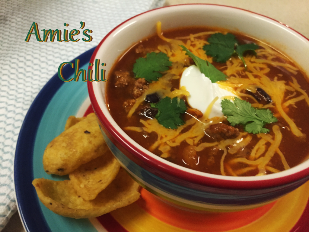 Amie's Chili - Instant Pot
