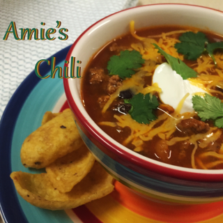 Amie's Chili – Instant Pot