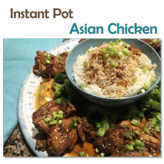 Instant Pot Asian Chicken